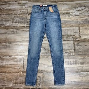 Levi's   721 High Rise Skinny Jeans Meant To Be